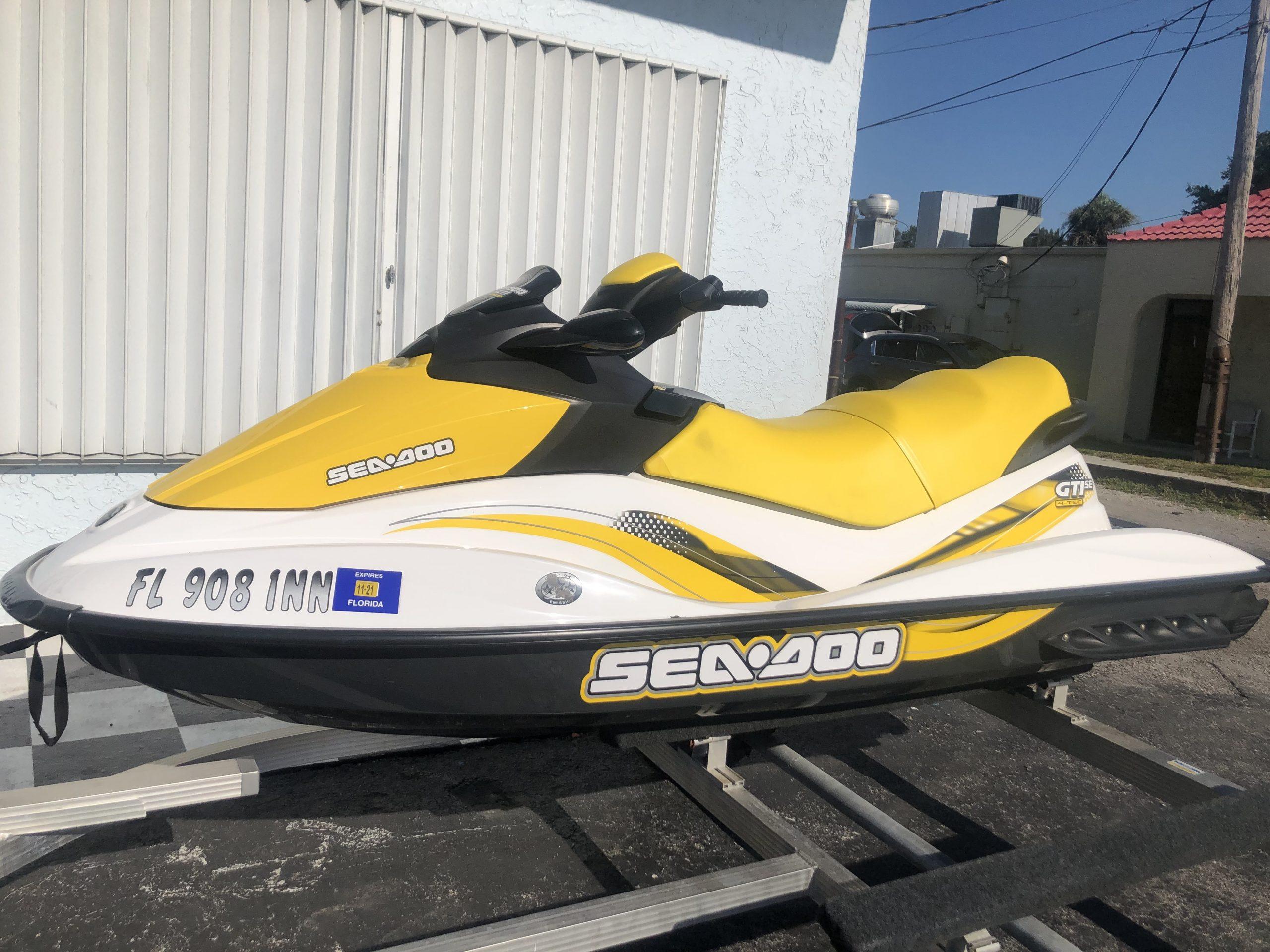 2007 SEA-DOO GTI 130